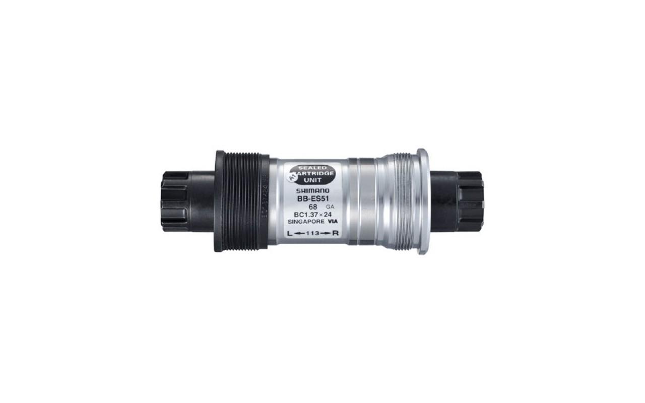 MOVIMENTO CENTRALE BSA 118/68mm BB-ES51 Octalin
