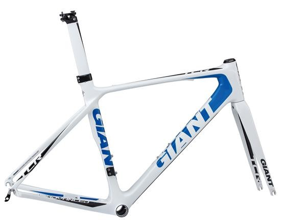 GIANT TCR ADVANCED 2012