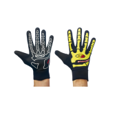 GUANTI NORTHWAVE SKELETON W-GEL GLOVES