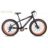 FAT BIKE ELIOS DUB 24""