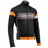 GIUBBINO NORTHWAVE LOGO JACKET TOTAL PROTECTION