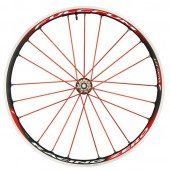 FULCRUM RACING ZERO RED/BLACK TWO WAY FIT 2013