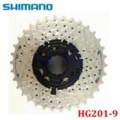 CASSETTA SHIMANO CS-HG201-9 11-36T