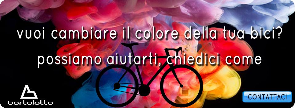 Ridipingere bici roma, ciclibortolotto