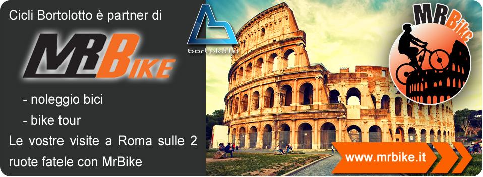 Noleggiare bici a Roma: MrBike